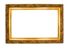 Altes dekoratives Feld Lizenzfreies Stockfoto