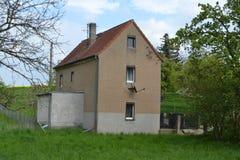 Altes deutsches Bauernhaus Lizenzfreie Stockbilder