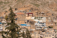 Altes Distric von Kurdistan Akre Aqrah vom Irak Stockfoto
