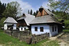 Altes Dorf Lizenzfreie Stockfotos