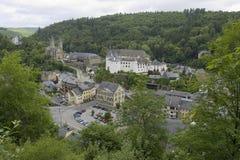 Altes Dorf Stockbild