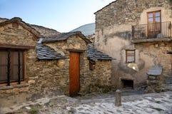Altes Dorf Lizenzfreie Stockbilder