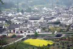 Altes Dorf lizenzfreies stockbild