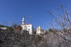 Altes Dorf Doganbey stockfotografie