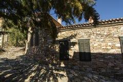 Altes Dorf Doganbey lizenzfreie stockfotos