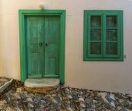 Altes Dorf Doganbey stockfoto