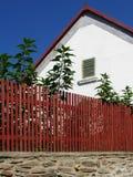 Altes Dorfhaus Lizenzfreie Stockbilder