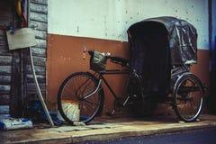 Altes Dreirad Thailands Stockbilder