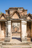 Altes Eingangstor Lizenzfreies Stockbild
