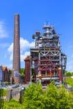 Altes Eisen bearbeitet Monumente Stockbild