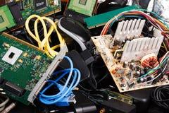 Altes elektronisches Stockbilder