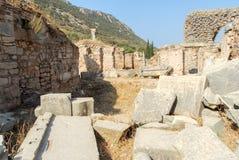 Altes Ephesus, die Türkei Lizenzfreies Stockfoto