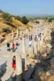 Altes Ephesus, die Türkei Lizenzfreie Stockbilder