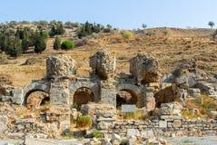 Altes Ephesus, die Türkei Stockfoto