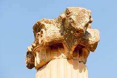 Altes Ephesus, die Türkei Stockbild