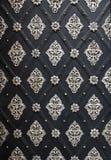 Altes europäisches Muster Stockfotografie