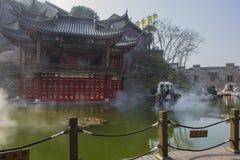 Altes Fähre Zhenjiangs xinjin Lizenzfreie Stockfotos