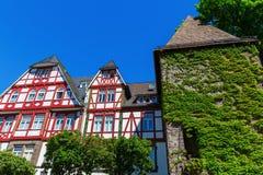 Altes Fachwerkhaus in Herborn, Deutschland stockfotos