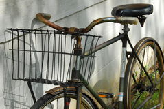 Altes Fahrrad 2 Lizenzfreie Stockbilder