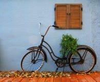 Altes Fahrrad Lizenzfreie Stockbilder