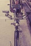 Altes Fahrrad Lizenzfreies Stockbild