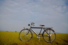 Altes Fahrrad in Thailand Stockfoto
