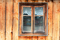 Altes Fenster Lizenzfreies Stockbild