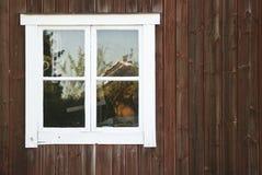 Altes Fenster Stockfotografie
