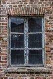 Altes Fenster Lizenzfreie Stockfotografie