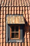 Altes Fenster Stockbild