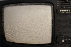 Altes Fernsehen Stockfotos