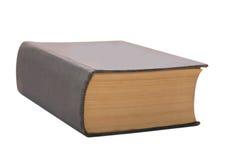 Altes festes Buch Stockfotografie