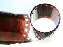 Altes filmstrip lizenzfreies stockfoto