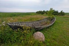 Altes Fischerboot Lizenzfreies Stockbild
