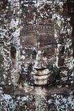 Altes Flachrelief in Kambodscha lizenzfreie stockfotos