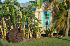 Altes Florida-Gebäude Lizenzfreies Stockbild