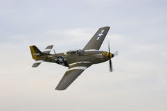 Altes Flugzeug stockbilder
