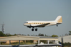 Altes Flugzeug Lizenzfreies Stockbild
