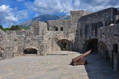 Altes Fort Stockbild