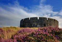 Altes Fort an einem Sommertag Lizenzfreie Stockfotos