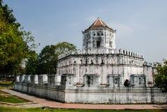 Altes Fort Phra Sumen Stockbild
