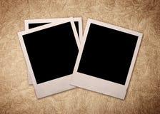 Altes Foto-Papier stockfoto