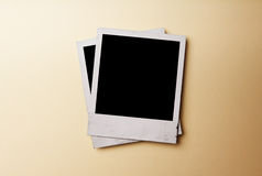 Altes Foto-Papier stockbilder