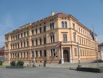 Altes Gebäude Lizenzfreie Stockfotos