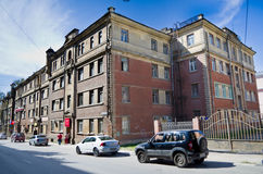 Altes Gebäude Lizenzfreie Stockbilder