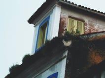 Altes Gebäude Lizenzfreies Stockbild