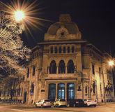 Altes Gebäude Lizenzfreie Stockfotografie