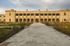 Altes Gebäude im Irak Lizenzfreie Stockfotografie