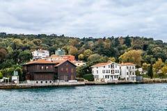 Altes Gebäude in Istanbul Stockfoto