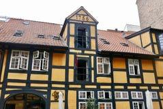 Altes Gebäude in Kopenhagen Lizenzfreie Stockfotos